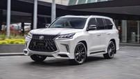 """""""Chuyên cơ mặt đất"""" Lexus LX570 S 2019 chính thức ra mắt với giá """"chát"""""""