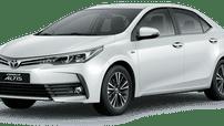 Giá xe Toyota Corolla altis tháng 10/2018 mới nhất hôm nay