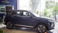 Lộ thêm thông tin chi tiết của Hyundai Santa Fe 2019 sắp bán ra ở Việt Nam