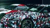 A90 Toyota Supra khẳng định trình làng bản thương mại vào tháng 1 năm 2019
