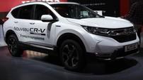 Honda CR-V Hybrid phiên bản thương mại trình làng với 3 chế độ lái khác nhau