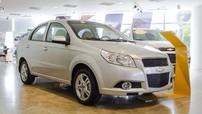 Chevrolet Aveo giá giảm kỷ lục xuống còn 379 triệu đồng, rẻ hơn cả Toyota Wigo