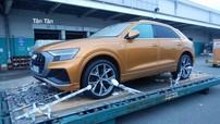 SUV hạng sang Audi Q8 2019 bất ngờ cập bến Việt Nam