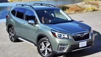 Cảm nhận nhanh Subaru Forester 2019 bản Mỹ: Vượt trội so với bản cũ về mọi mặt