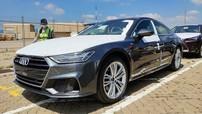 """""""Hàng hiệu"""" Audi A7 Sportback 2018 bất ngờ cập cảng Việt Nam"""