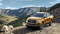 """Ford Ranger trở lại ngoạn mục, """"hất cẳng"""" Chevrolet Colorado"""