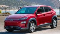 Hyundai Kona Electric 2019 có cự li di chuyển 415 km vượt trội các đối thủ