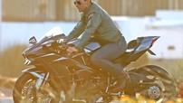 """Chùm ảnh tài tử Tom Cruise """"cưỡi"""" siêu mô tô Kawasaki Ninja H2 trên phim trường Top Gun 2 khiến nhiều người ngả mũ thán phục"""