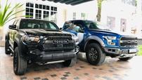 """Sau """"khủng long"""" Ford F-150 Raptor, người mê xe tại Sài thành tậu tiếp Toyota Tacoma"""