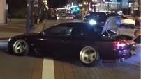 Chiếc Nissan Silvia bị ghét nhất mạng xã hội mắc kẹt trên đường khiến cư dân mạng hả hê