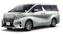 """Lexus có thể sẽ phát triển minivan hạng sang dựa trên """"chuyên cơ mặt đất"""" Toyota Alphard"""