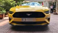 Ford Mustang 2018 của người con trai tặng cho bố tại Bình Dương được rao bán