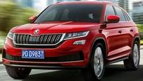 Skoda Kodiaq GT - SUV coupe dành riêng cho Trung Quốc được ra mắt