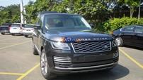 Hàng hot Range Rover Autobiography LWB 2018 chính hãng đã sẵn sàng ra mắt giới nhà giàu Việt