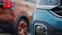 SUV giá mềm Volkswagen T-Cross 2019 tiếp tục chào hàng người mua với hình ảnh mới