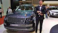 Mới được giới thiệu, Range Rover Autobiography LWB 2018 hơn 10 tỷ đồng đã có khách hàng mua