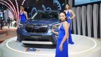 VMS 2018: Subaru Forester 2018 ra mắt với nhiều nâng cấp nhằm cạnh tranh với Mazda CX-5 hay Honda CR-V