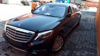 Siêu phẩm Mercedes-Maybach Pullman thứ 2 về Việt Nam, độ chịu chơi giới nhà giàu Việt càng tăng