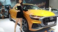 Cận cảnh Audi Q8 - đối thủ mới của BMW X6 tại Việt Nam