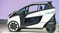 Đánh giá nhanh i-Road: Khi không có gì mới, Toyota đưa giải pháp chống ùn tắc đô thị đến VMS 2018