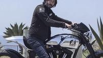 Bên trong xưởng chế tạo mô tô giá 78.000 USD trở lên của ngôi sao Keanu Reeves
