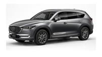 Crossover 3 hàng ghế Mazda CX-8 2019 ra mắt với động cơ tăng áp mới