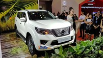Nissan Terra: Giá Terra 2020 mới nhất tháng 1/2020