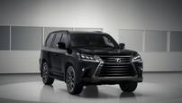 """""""Chuyên cơ mặt đất"""" Lexus LX có thêm phiên bản Inspiration Series """"sang chảnh"""" hơn"""
