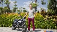 """Cận cảnh """"xe khỉ"""" Honda Monkey vừa được ra mắt tại Việt Nam"""
