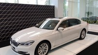BMW 7-Series 2018 đã được bày bán tại đại lý Việt Nam, giá từ 4,049 tỷ đồng