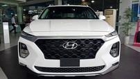 Đã có mặt ở đại lý, Hyundai Santa Fe 2019 bản lắp ráp tại Việt Nam lần đầu lộ nội thất