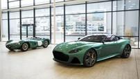 Aston Martin DBS 59 - Ô tô thể thao hạng sang lấy cảm hứng từ xe đua huyền thoại