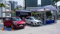 Suzuki Swift 2018 bất ngờ xuất hiện tại Hà Nội, ra mắt vào đầu tháng sau