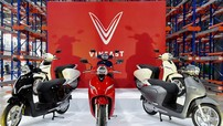 Xe máy điện VinFast Klara có giá cao nhất 57 triệu đồng, riêng lô hàng đợt 1 giá 35 triệu đồng