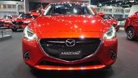 Mazda2 2018 lộ giá tạm tính từ 509 triệu đồng, xe màu đỏ cộng thêm 8 triệu đồng