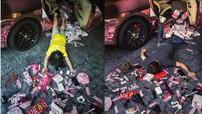 """Phiên bản """"ngã sấp mặt"""" toàn màu hồng bên siêu xe Ferrari 599 GTB của doanh nhân Thái"""