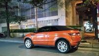 """Range Rover Evoque mui trần của """"nữ tướng"""" Harley-Davidson bị bắt gặp tại Hải Dương"""