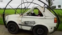 Không chỉ biết chạy, chiếc Volkswagen Golf này còn biết... lăn vòng đến chóng mặt nữa