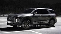 SUV 8 chỗ Hyundai Palisade 2020 sẽ chính thức ra mắt trong tháng này