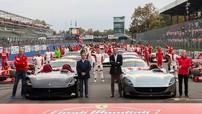 """Cận cảnh 200 siêu xe Ferrari trong bữa """"đại tiệc"""" tại đường đua Autodromo Nazionale Monza"""