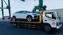 """Siêu SUV Lamborghini Urus mà Minh """"Nhựa"""" tiết lộ đặt mua đã cập bến chiếc đầu tiên tại Việt Nam"""
