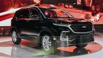 Chevrolet Captiva 2019 trình làng với thiết kế giống hệt xe Trung Quốc Baojun 530