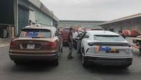 ẢNH NÓNG: Siêu SUV Lamborghini Urus đầu tiên về Việt Nam đọ dáng cùng Bentley Bentayga của doanh nhân Ninh Bình
