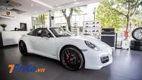 Xem Porsche 911 Targa 4 GTS gần 12 tỷ đồng đóng mở mui tự động chỉ 21 giây