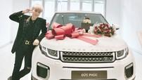 Nam ca sỹ Đức Phúc tậu SUV hạng sang Range Rover Evoque giá hơn 3 tỷ đồng