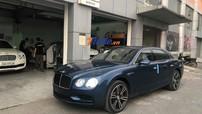 Bentley Flying Spur V8 S đầu tiên cập bến Việt Nam về cùng ngày với siêu SUV Lamborghini Urus