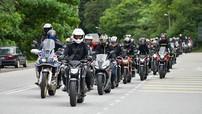 Hơn 600 biker từ 6 quốc gia châu Á tham gia hành trình Honda Asian Journey 2018