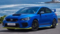 Subaru ra mắt phiên bản WRX STI mạnh nhất lịch sử nhưng chỉ bán ở... Nam Phi