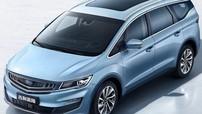 Geely Jiaji - MPV 7 chỗ mới, đe dọa Toyota Innova tại Đông Nam Á
