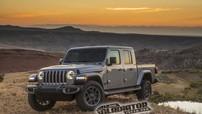Jeep Gladiator 2020 - Xe bán tải cỡ trung mới, cạnh tranh Ford Ranger